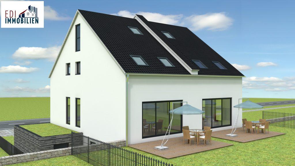 Doppelhaus Wellen- EDI Immobilein Trier
